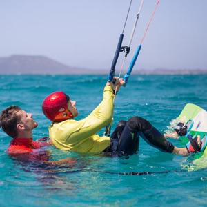 Kiteboard Lesson